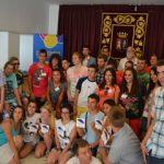Jóvenes ripenses, en un seminario europeo