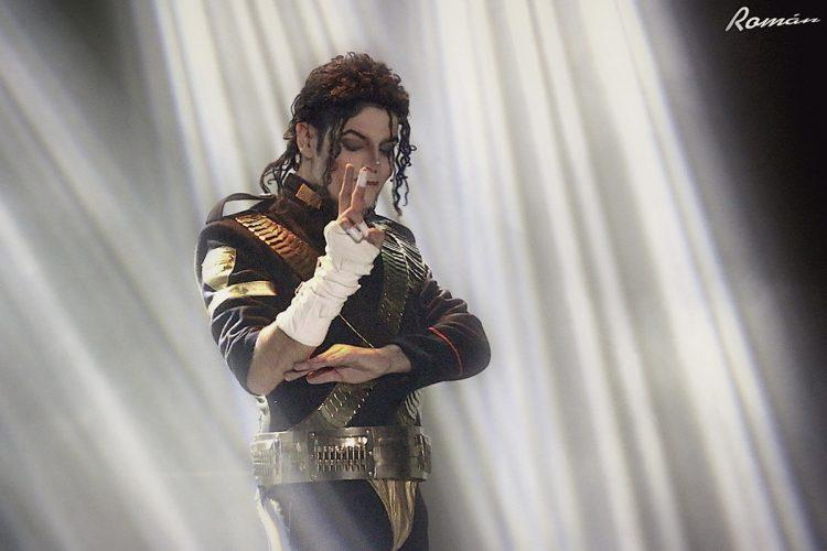 Concierto tributo a Michael Jackson, rey del pop