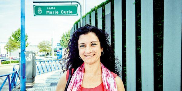 Elena García, la científica ripense referencia en paraplejia