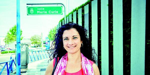 Medalla de Oro de Madrid para Elena García