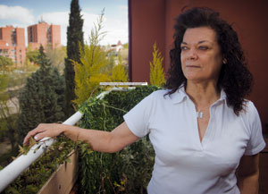 Elena Peralta, la luz de la poesía ripense
