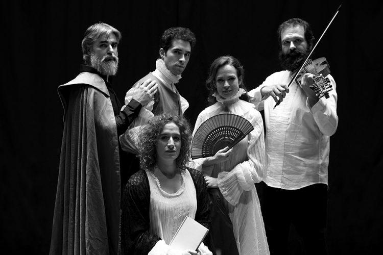 La Compañía Nacional de Teatro Clásico, en Rivas