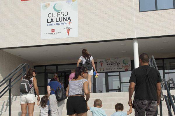 Escuelas, coles e IES: visitas antes de la escolarización