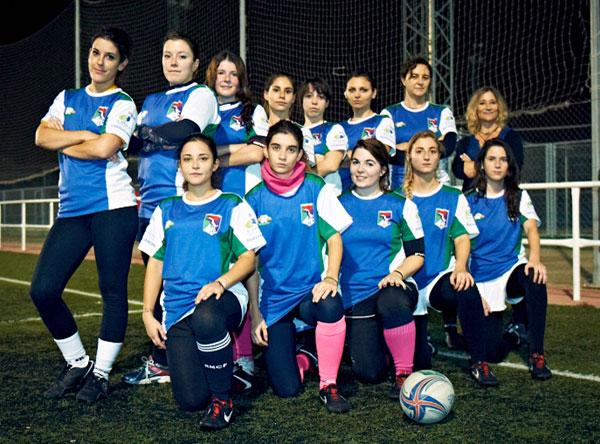 El rugby crece en Rivas como una gran familia