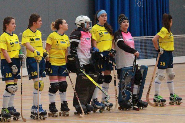 Rivas, en la élite del hockey femenino