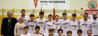 Campeones de Madrid de fútbol sala infantil