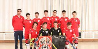 El campeonato de España de hockey, en Rivas