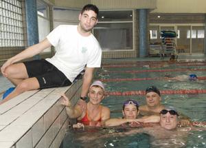 Nadar es un placer sano: escuelas de natación
