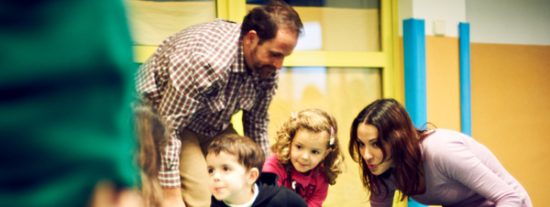 Talleres familiares para aprender jugando