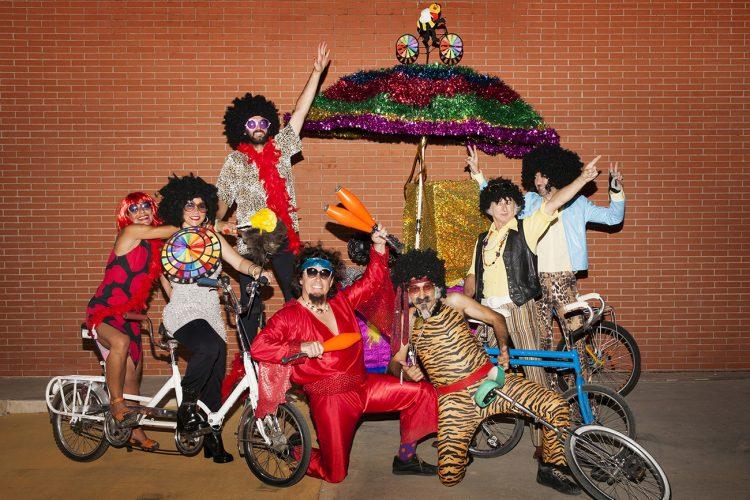 Espectáculos de calle en las fiestas 2017