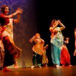 'Oriente mágico': danza del vientre y Bollywood