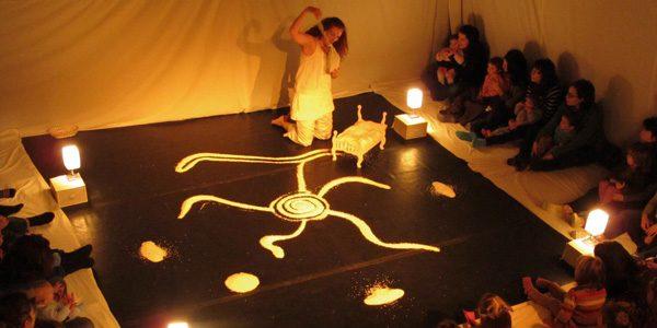 'Sueños en el arrozal', la danza de la levedad