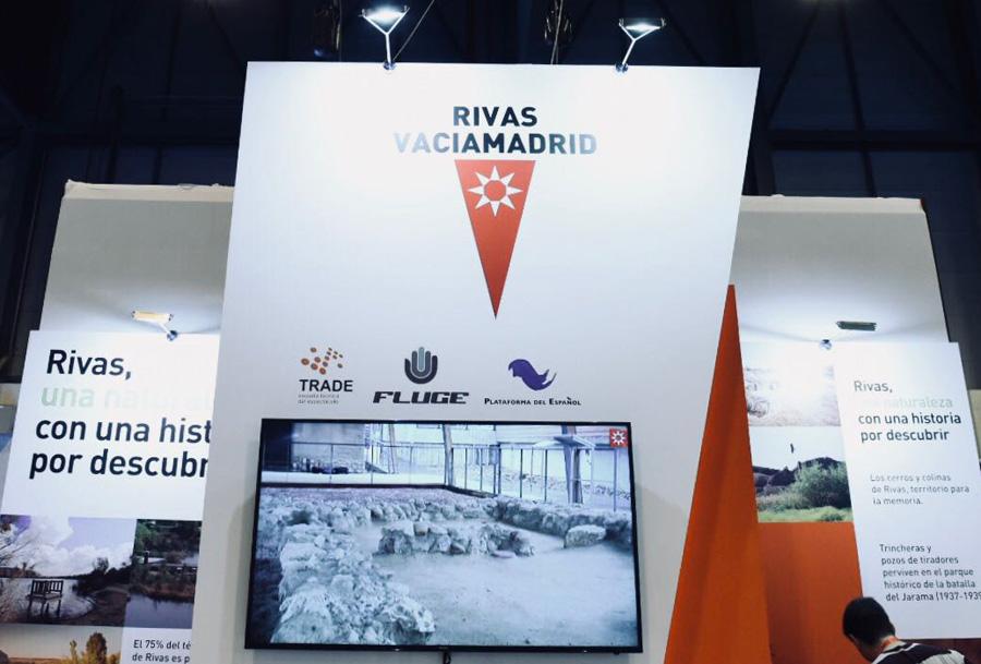 La riqueza natural e histórica de Rivas, en Fitur