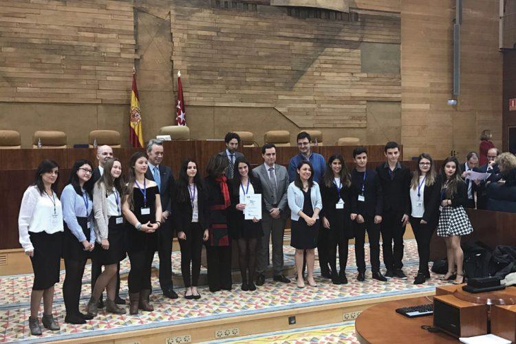 El instituto Antares, finalista en Naciones Unidas