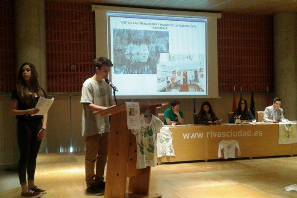 Rivas y Nagasaki: estudiantes por la paz