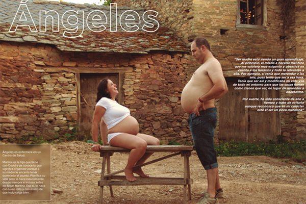 Dos exposiciones sobre la maternidad más real