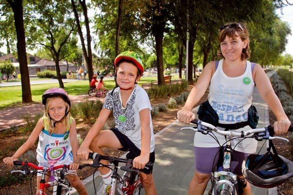 Curso de bicicleta urbana (lunes 25)