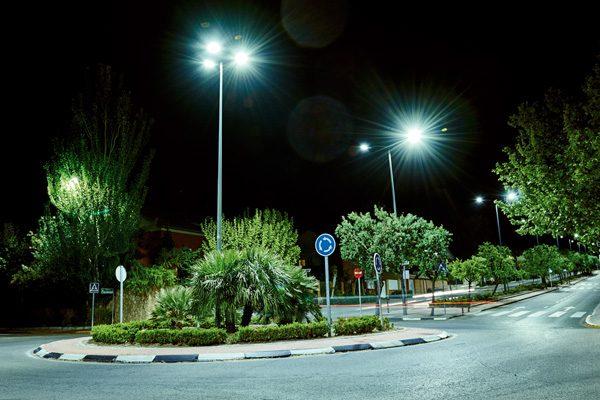 Renovadas con luces LED el 82% de las farolas