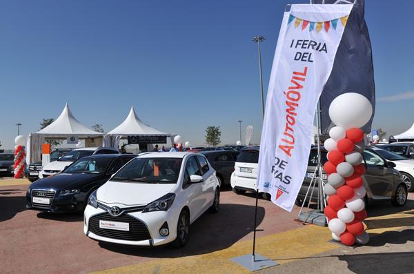 500 vehículos en la Feria del Automóvil 2016