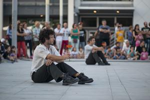 Rivas, 'intervenida' por el arte urbano