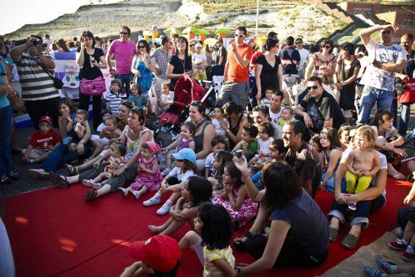 Fiesta de la Educación Pública: 4.000 personas