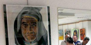 Muestra benéfica de pintura por el Sáhara