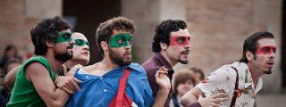 Espectáculos de calle del Festival de Cultura