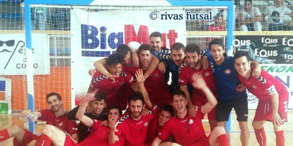 Rivas, a la 2ª División del fútbol sala español