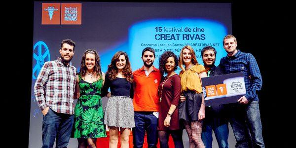 Entrega de premios del Concurso local de cortos 2020