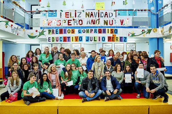 Premios al Compromiso Educativo 2018
