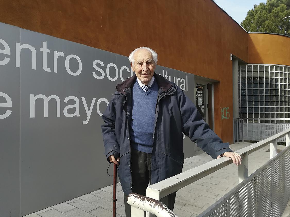 Gerardo Martín, un niño de la República