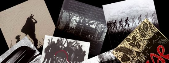 'Refugiados', grabados contra la barbarie