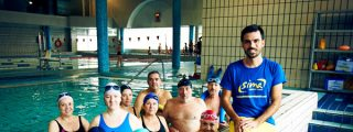 Aquasalud: natación terapeútica