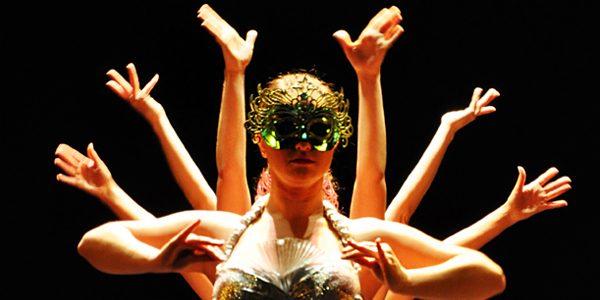 'Aldebarán', danzas orientales con Esto Es Ritmo