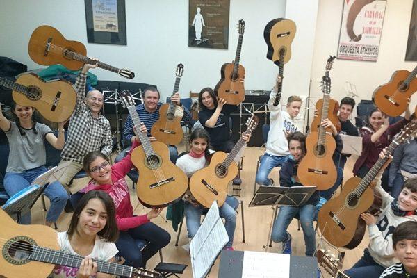 Conciertos fin de curso de la Escuela de Música