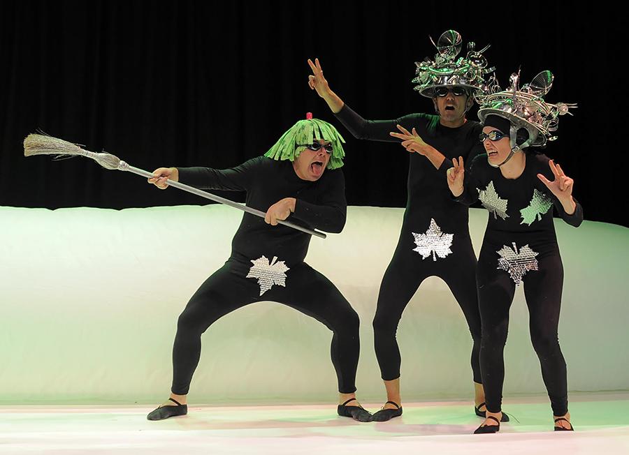 'Gu, no estamos solos': cambio climático y teatro