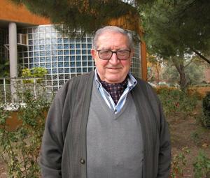 Heliodoro Pascual: voluntario en El Parque