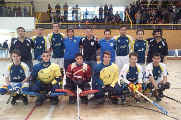 Hockey: el júnior de Rivas, campeón de Madrid