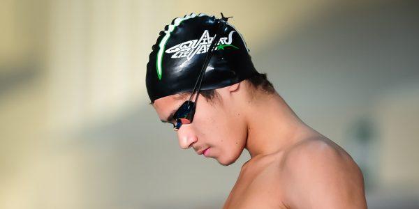 Hugo González, 15 años y campeón de España