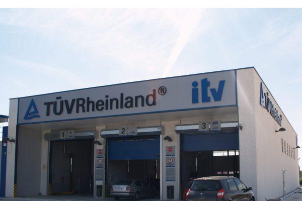 Se inaugura la primera ITV de Rivas