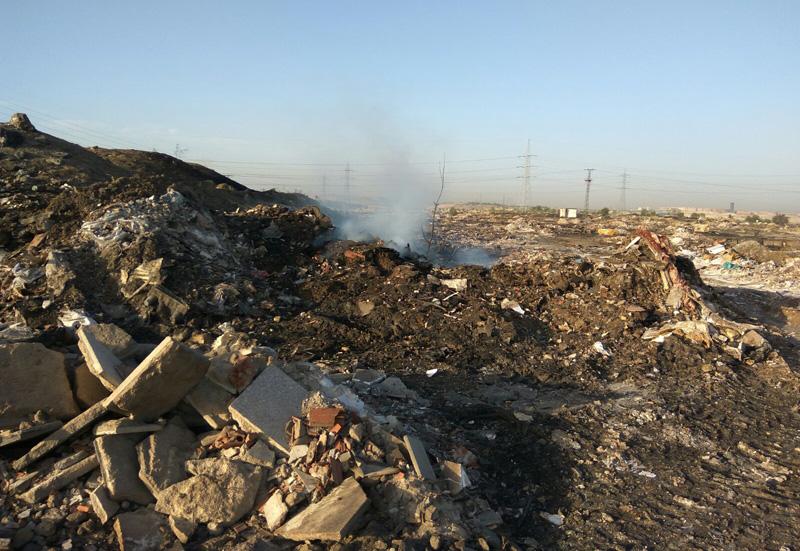 Cañada Real: un incendio calcina 12 hectáreas