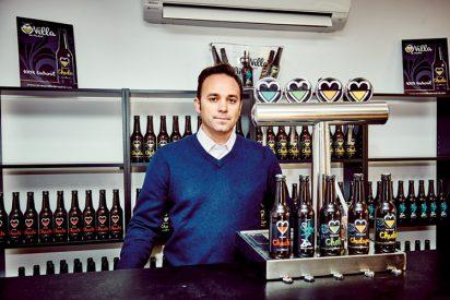 La cerveza más 'chula' se fabrica en Rivas