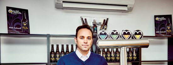 Cerveza artesana sin alcohol hecha en Rivas