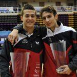 Javier Benito, campeón juvenil de España