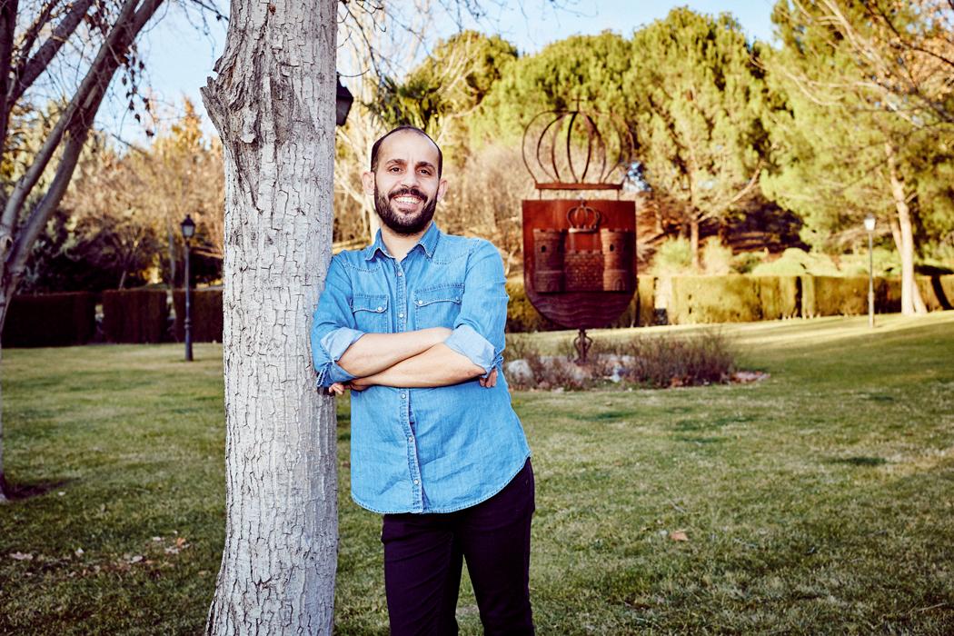 Jonathan Moreno: orgullo de Vaciamadrid