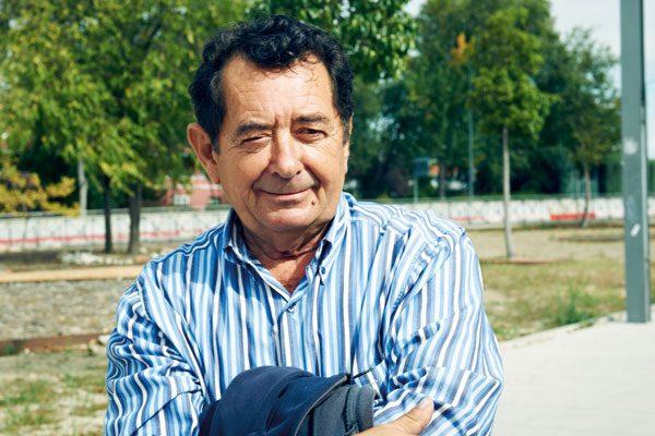 Jorge López, el 'jardinero fiel' de La Pablo