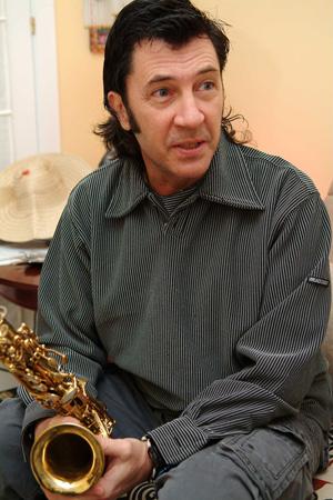 Jorge Pardo, mejor músico europeo de jazz