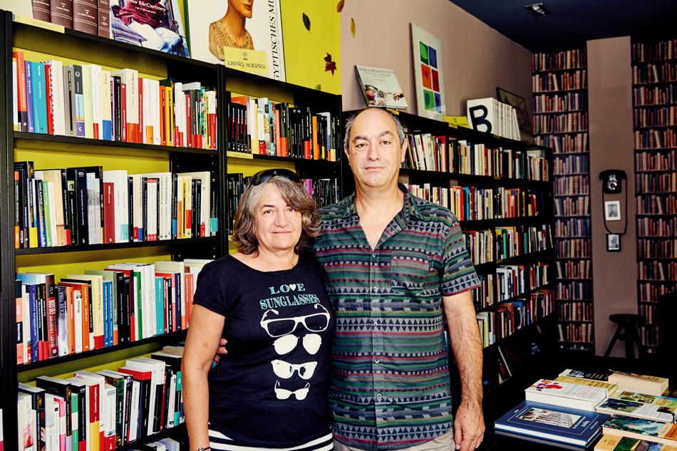 Librerías de Rivas: donde duermen los relatos