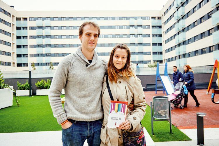 En Rivas se construye vivienda pública