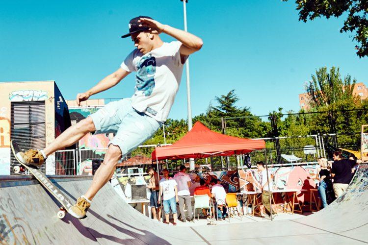157.000 euros para reconstruir el skate park